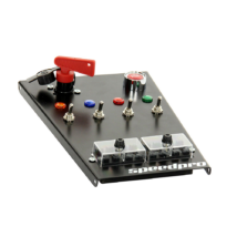 REDSPEC kapcsoló panel