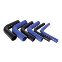 REDSPEC 90°-os szilikon cső 68mm Ø kék