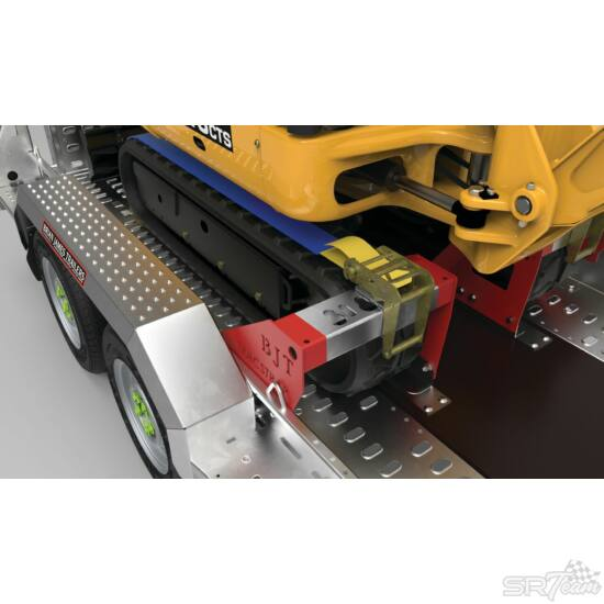 BJT DiggerPlant2 kisgépszállítóhoz Tracstrap