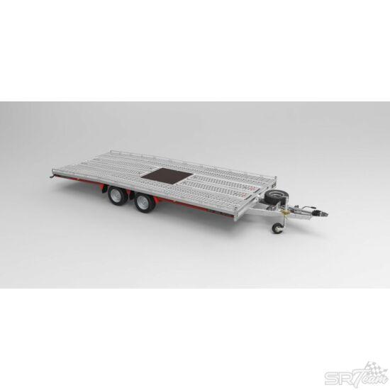T4 Transporter nyitott autószállító 3,5 t