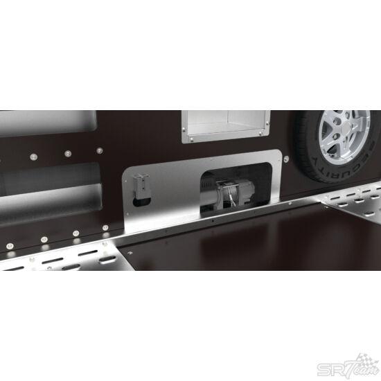 RACESPORT elektromos csörlő akkumulátorral