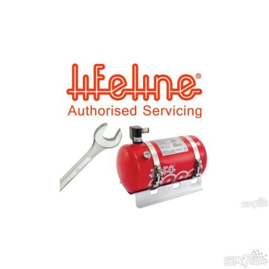 Lifeline Zero 2000 Firemarshall elektromos 4L - felülvizsgálat