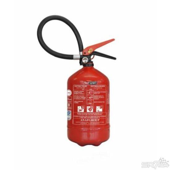 REDSPEC kézi tűzoltó készülék 4kg