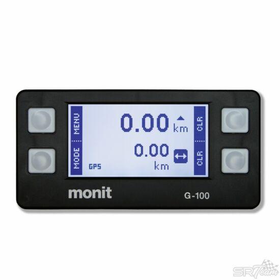 MONIT G100 Tripmeter navigátor műszer