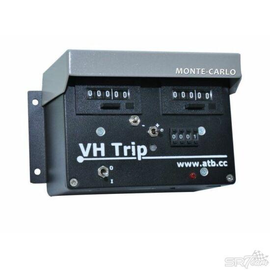VH Trip  Monte Carlo kilométer számláló