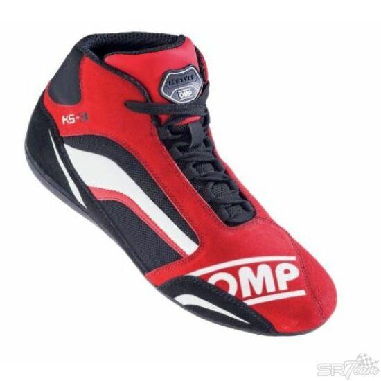 OMP KS-3 gokart cipő