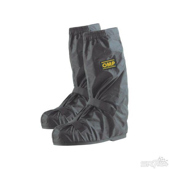 OMP cipő és lábszár védő (kalucsni)
