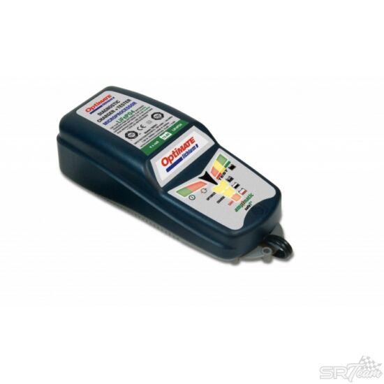 OPTIMATE töltő 5 A  Litium akkumulátorokhoz