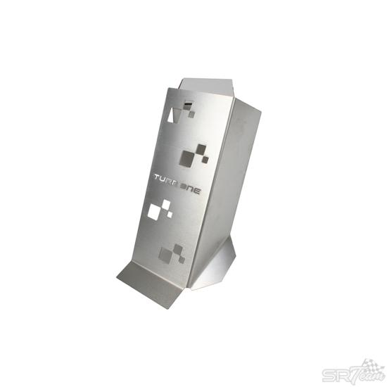 TURN ONE aluminium taposó (bal)