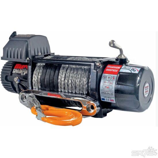 WARRIOR SPARTAN elektromos csörlő 95SPA szintetikus kábellel, 4310kg