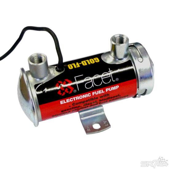 FACET SILVER TOP elektromos üzemanyag szivattyú