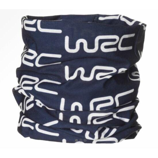 WRC logós csősál