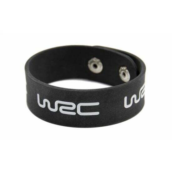WRC szilikon karkötő
