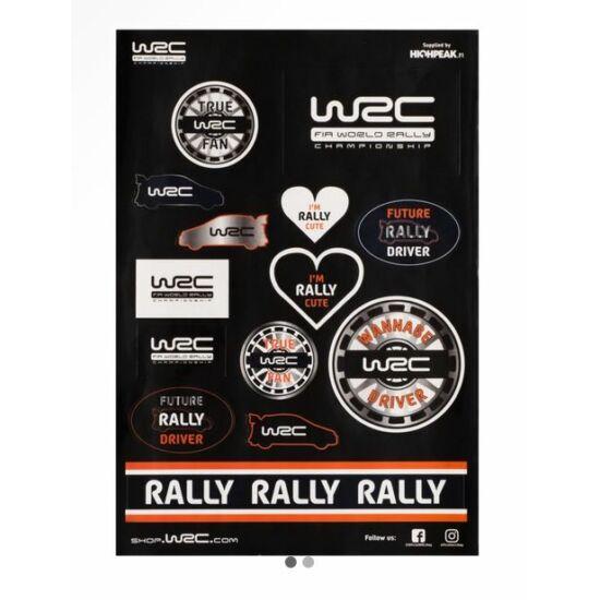 WRC matrica