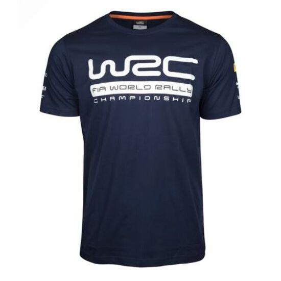 WRC Férfi szponzoros Póló